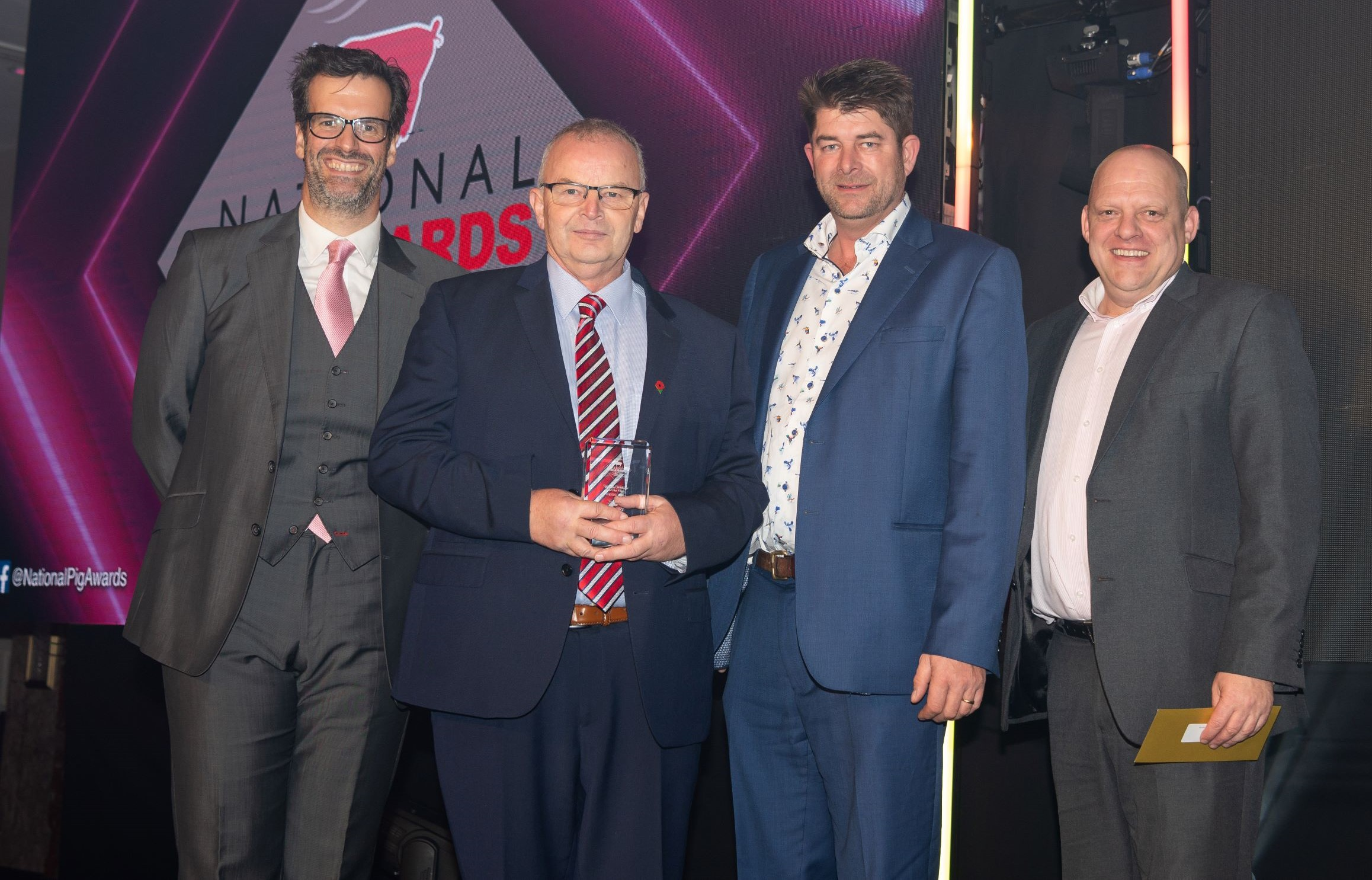 Wayland Farms 2019 Outdoor Pig Producer of the Year